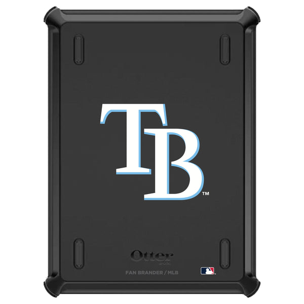 OtterBox Defender iPad case with Tampa Bay Rays Secondary Logo