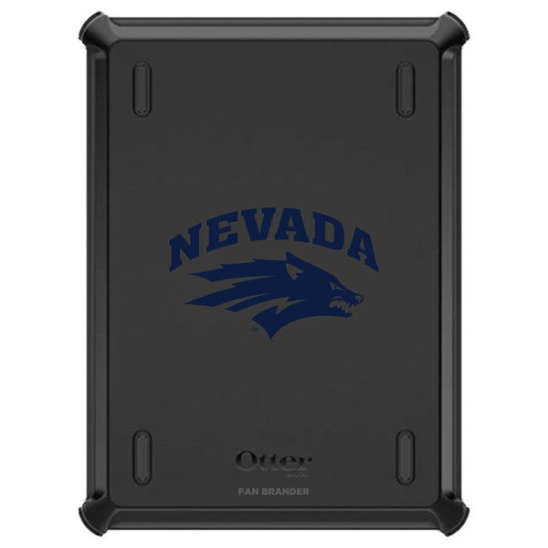 OtterBox Defender iPad case with Nevada Wolf Pack Primary Logo