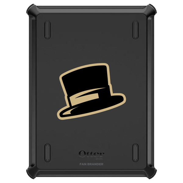 OtterBox Defender iPad case with Wake Forest Demon Deacons Secondary Logo