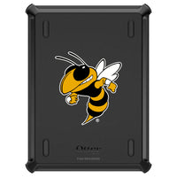 OtterBox Defender iPad case with Georgia Tech Yellow Jackets Secondary Logo