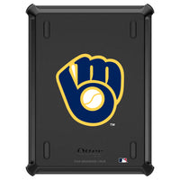OtterBox Defender iPad case with Milwaukee Brewers Secondary Logo
