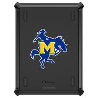 OtterBox Defender iPad case with McNeese State Cowboys Primary Logo