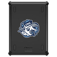 OtterBox Defender iPad case with UNC Tar Heels Secondary Logo