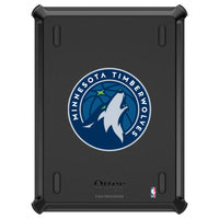 OtterBox Defender iPad case with Minnesota Timberwolves Primary Logo