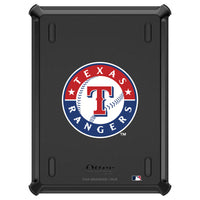 OtterBox Defender iPad case with Texas Rangers Primary Logo