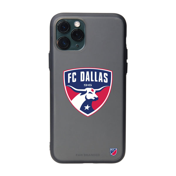 Fan Brander Slate series Phone case with FC Dallas Primary Logo