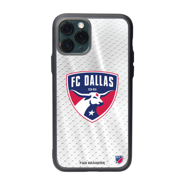 Fan Brander Slate series Phone case with FC Dallas Primary Logo with Jersey design