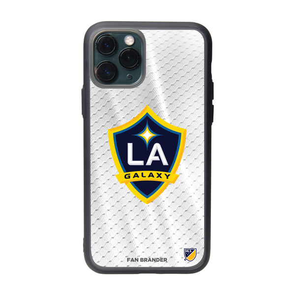 Fan Brander Slate series Phone case with LA Galaxy Primary Logo with Jersey design