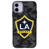 Fan Brander Slate series Phone case with LA Galaxy Urban Camo Background