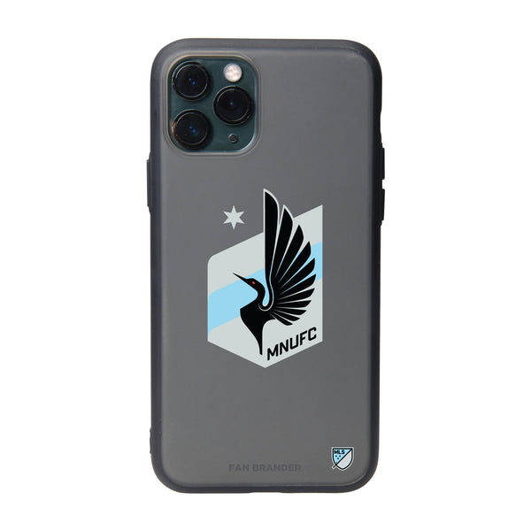 Fan Brander Slate series Phone case with Minnesota United FC Primary Logo