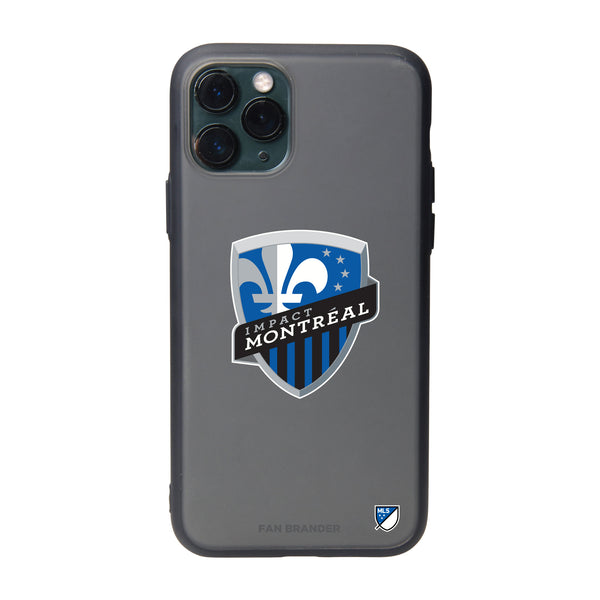 Fan Brander Slate series Phone case with Montreal Impact Primary Logo