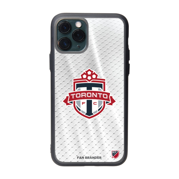 Fan Brander Slate series Phone case with Toronto FC Primary Logo with Jersey design