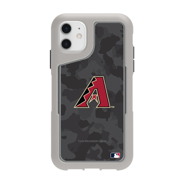 Griffin Survivor Endurance cool grey Phone case with Arizona Diamondbacks Urban Camo Design