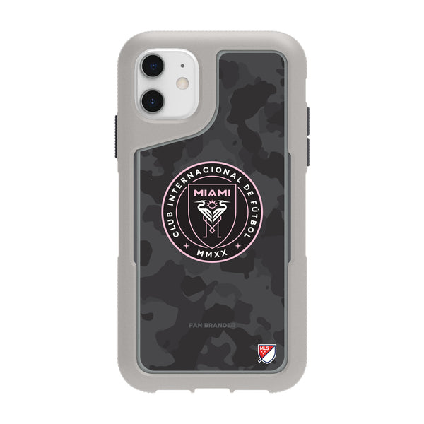 Griffin Survivor Endurance cool grey Phone case with Inter Miami CF Urban Camo Design