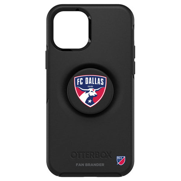 OtterBox Otter + Pop symmetry Phone case with FC Dallas Primary Logo
