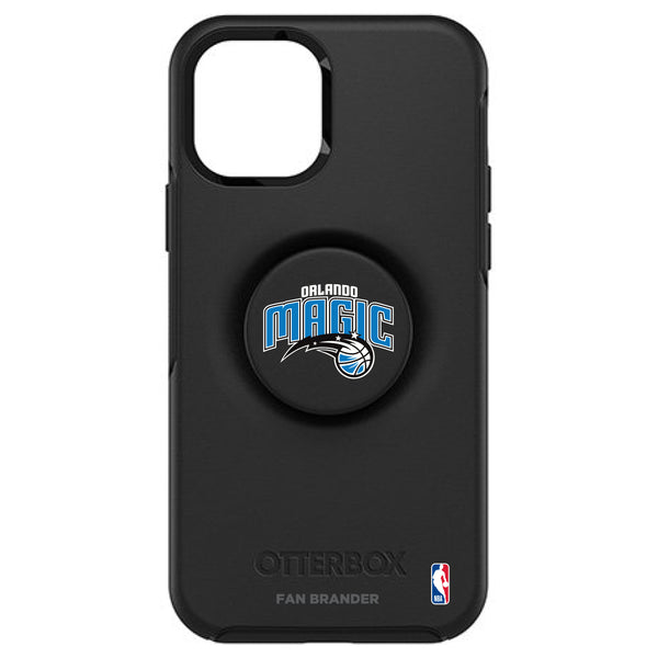 OtterBox Otter + Pop symmetry Phone case with Orlando Magic Primary Logo