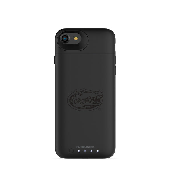 mophie Juice Pack Air battery phone case with Florida Gators Primary Logo in Black