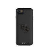 mophie Juice Pack Air battery phone case with UCF Knights Primary Logo in Black