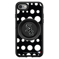 OtterBox Otter + Pop symmetry Phone case with Chicago White Sox Polka Dots design