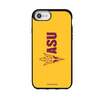 Speck Black Presidio Series Phone case with Arizona State Sun Devils Wordmark Design