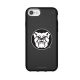 Speck Black Presidio Series Phone case with Butler Bulldogs Secondary Logo