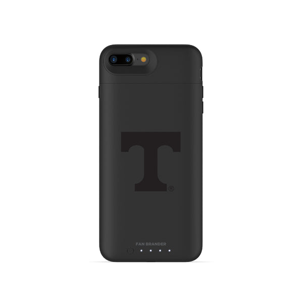 mophie Juice Pack Air battery phone case with Tennessee Vols Primary Logo in Black