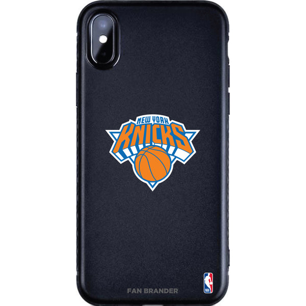 Fan Brander Black Slim Phone case with New York Knicks Primary Logo