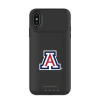 mophie Juice Pack Air battery phone case with Arizona Wildcats Primary Logo