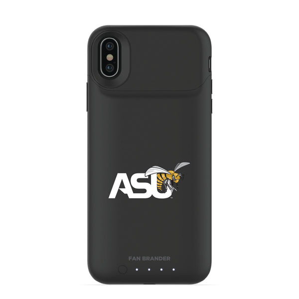mophie Juice Pack Air battery phone case with Alabama State Hornets Primary Logo