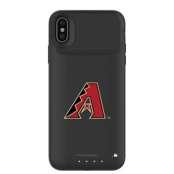 mophie Juice Pack Air battery phone case with Arizona Diamondbacks Primary Logo