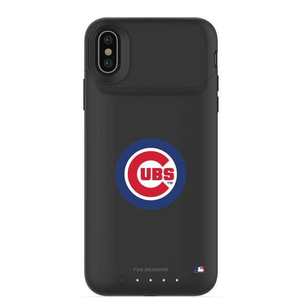 mophie Juice Pack Air battery phone case with Chicago Cubs Primary Logo