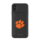 mophie Juice Pack Air battery phone case with Clemson Tigers Primary Logo