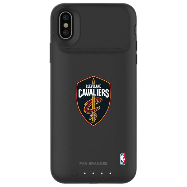 mophie Juice Pack Air battery phone case with Cleveland Cavaliers Primary Logo