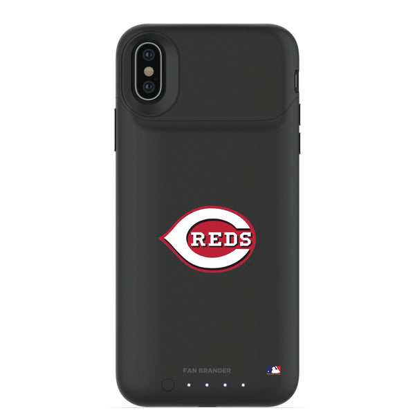 mophie Juice Pack Air battery phone case with Cincinnati Reds Primary Logo