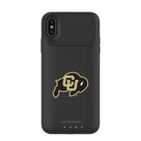 mophie Juice Pack Air battery phone case with Colorado Buffaloes Primary Logo