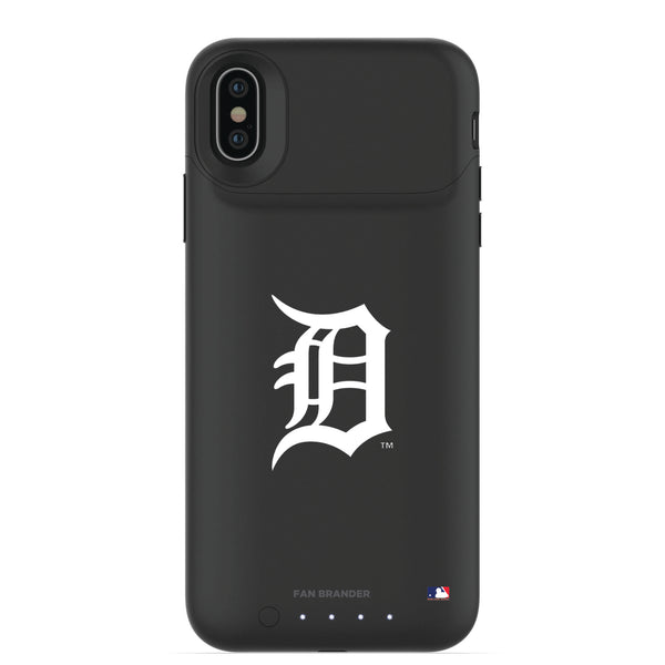 mophie Juice Pack Air battery phone case with Detroit Tigers Primary Logo