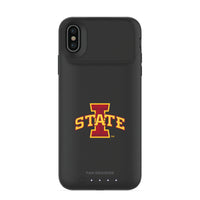 mophie Juice Pack Air battery phone case with Iowa State Cyclones Primary Logo