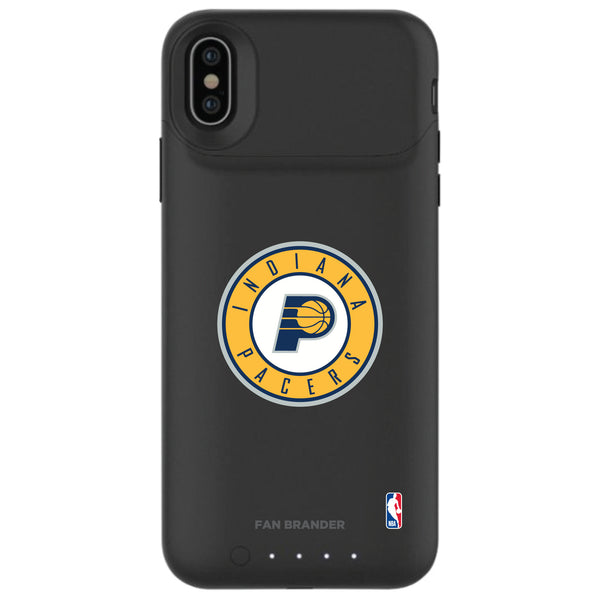 mophie Juice Pack Air battery phone case with Indiana Pacers Primary Logo