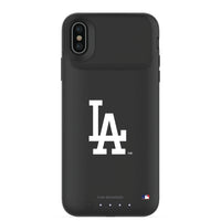 mophie Juice Pack Air battery phone case with Los Angeles Dodgers Primary Logo