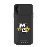 mophie Juice Pack Air battery phone case with Marquette Golden Eagles Primary Logo