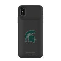 mophie Juice Pack Air battery phone case with Michigan State Spartans Primary Logo