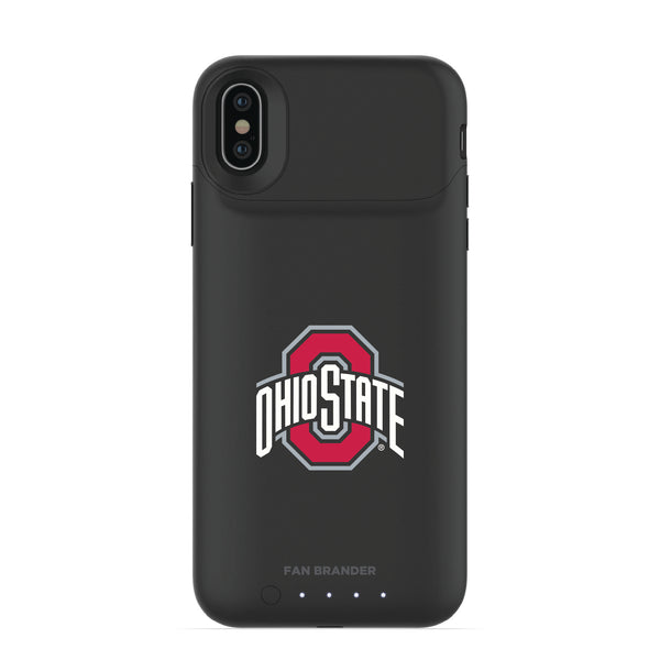 mophie Juice Pack Air battery phone case with Ohio State Buckeyes Primary Logo