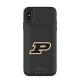 mophie Juice Pack Air battery phone case with Purdue Boilermakers Primary Logo