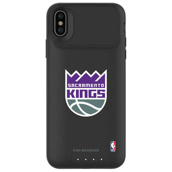 mophie Juice Pack Air battery phone case with Sacramento Kings Primary Logo