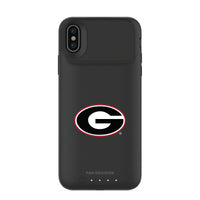 mophie Juice Pack Air battery phone case with Georgia Bulldogs Primary Logo