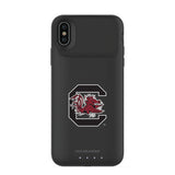 mophie Juice Pack Air battery phone case with South Carolina Gamecocks Primary Logo