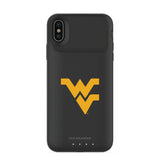 mophie Juice Pack Air battery phone case with West Virginia Mountaineers Primary Logo