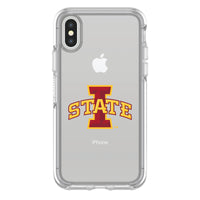 OtterBox clear Phone case with Iowa State Cyclones Primary Logo