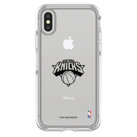 OtterBox clear Phone case with New York Knicks Primary Logo