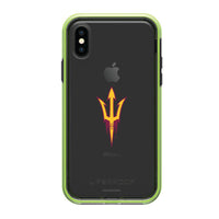 LifeProof Slam Series Phone case with Arizona State Sun Devils Primary Logo